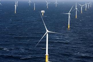 福建平海湾50MW海上风电项目顺利通过通航安全核查