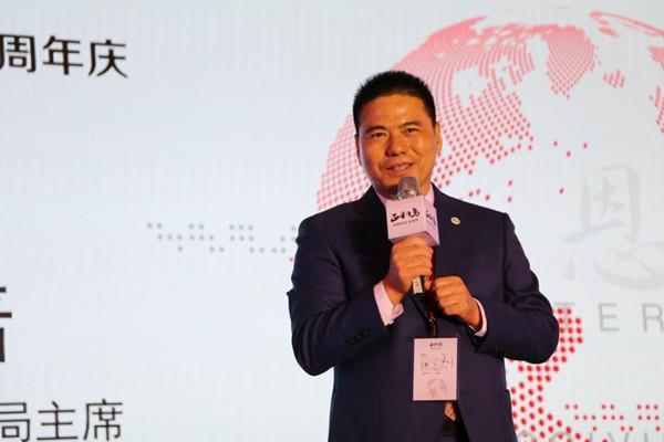 蒋锡培谈富而思报:优秀企业家应为中国经济注入更多活力