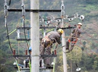 """""""电力天路""""累计向西藏输送电量42.29亿千瓦时"""