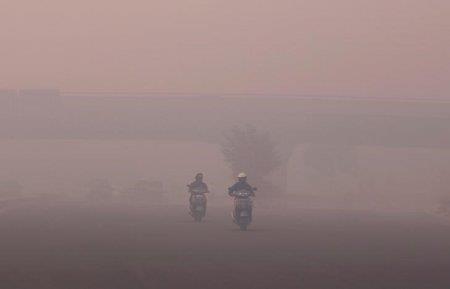 防止空气污染恶化 印度德里禁用所有柴油发电机