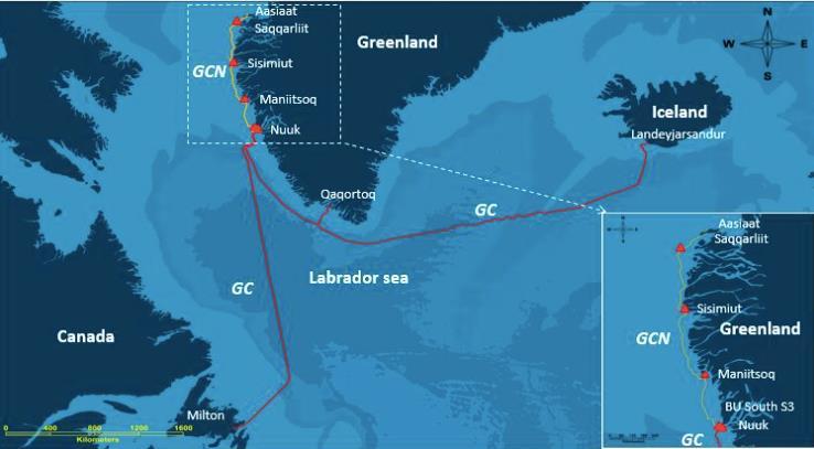 爱尔兰-纽约海底光缆完成升级 上网成本降90%