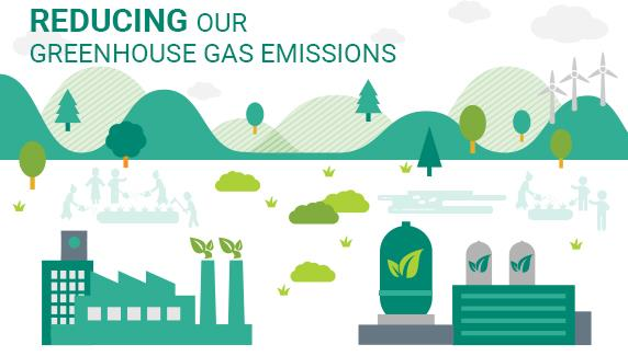 全球250家大企业占人为碳排放总量三分之一