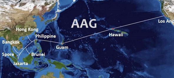 又双叒叕断了!AAG海底光缆年内第五次故障