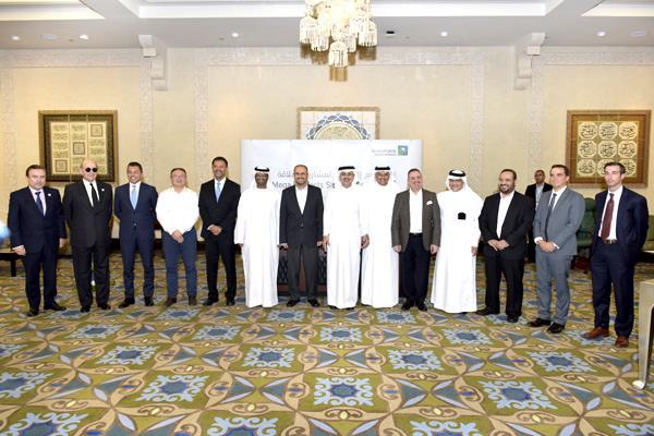 沙特阿美签署45亿美元能源项目合作协议