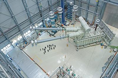 世界上首台±1100kV变压器通过型式试验