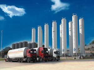 2020年上海天然气消费量将增加到100亿立方米