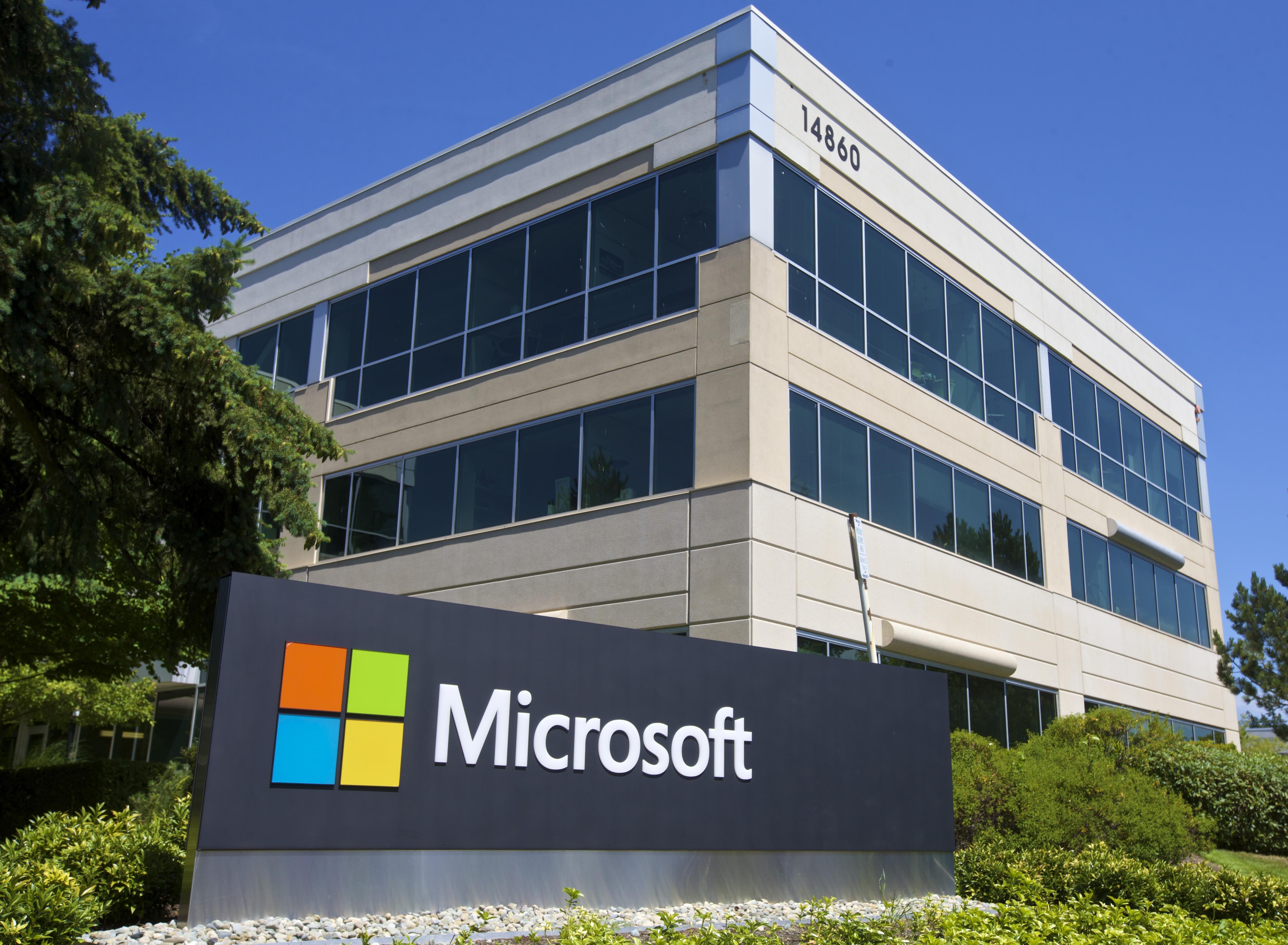 微软承诺到2030年削减75%碳排放