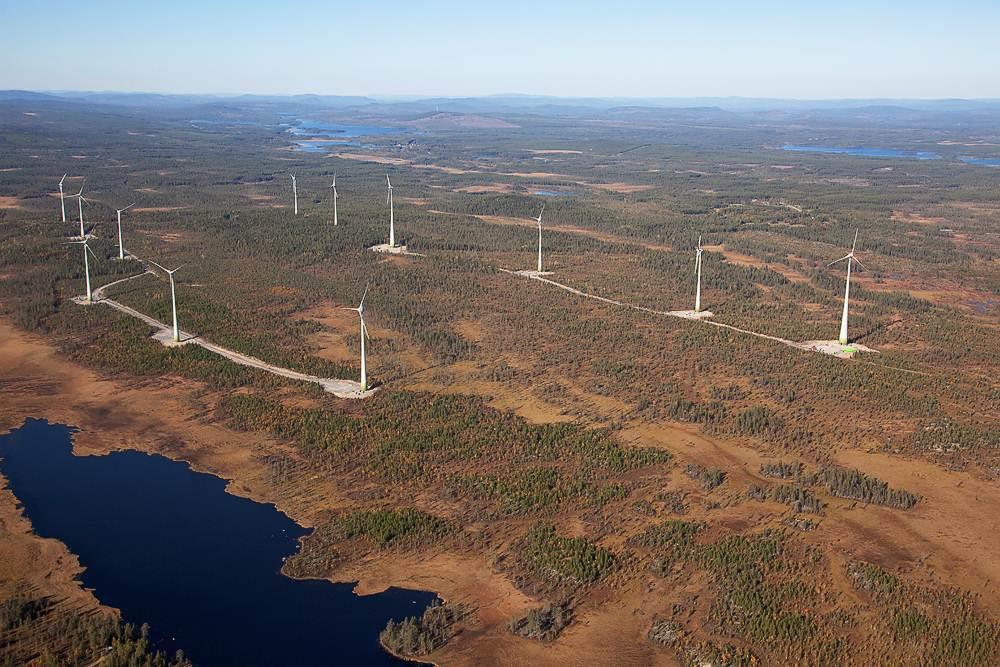 通用电气收购欧洲最大陆地风电场