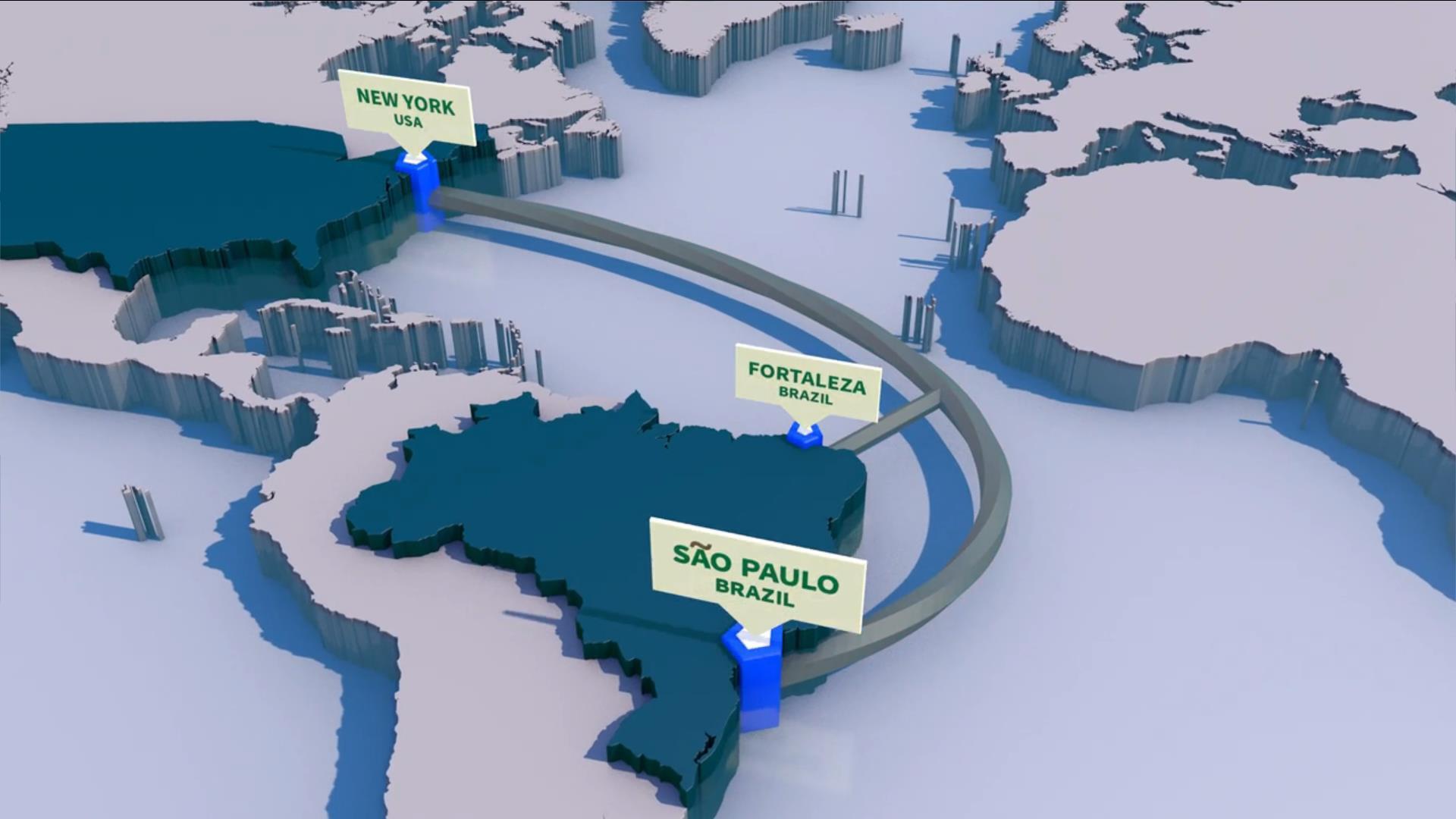 塔塔电信将接入Seabras-1海缆 进军拉美市场