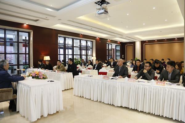 南京财经大学—企联商学院EMBA课程总裁实战班走进远东