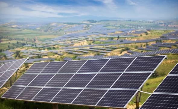 聚高新能源为隆基的云南特色农业光伏电站提供20MW光伏支架