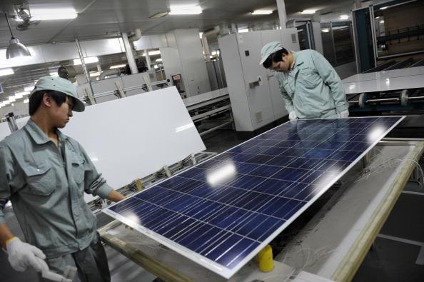 白宫要求提供损害报告 或对进口太阳能征税