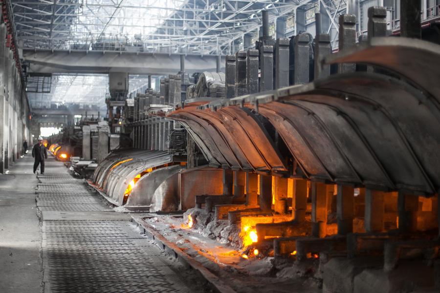供电不足 塔吉克斯坦最大铝厂产能锐减