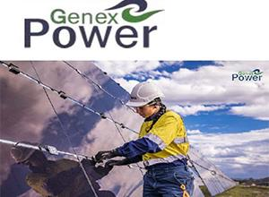 Genex Power选定UGL为太阳能项目EPC承包商