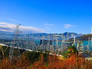 南方电网滇西北特高压直流输电工程正式投运
