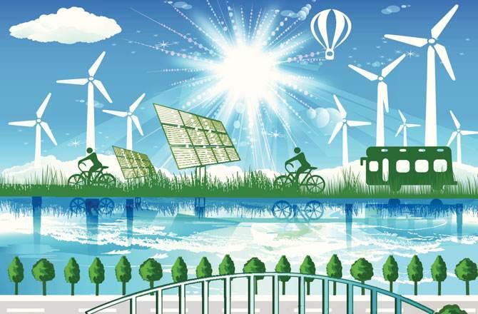 我国成为全球非化石能源发展的引领者
