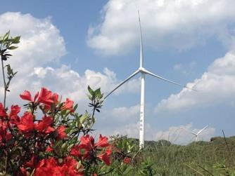 中广核新能源在贵州风电领域发展势头良好