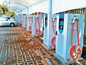 北京市完成了约1.2万个公用充电桩新国标升级
