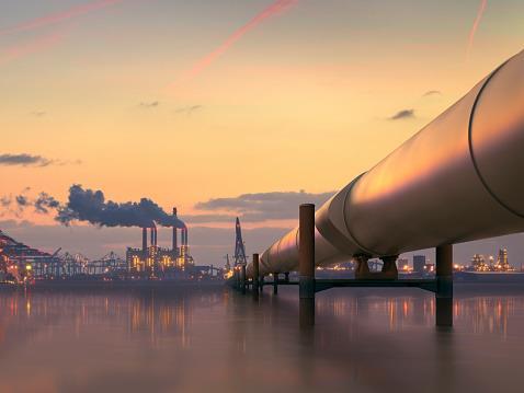第二条中俄石油管道已于1月1日投入运营