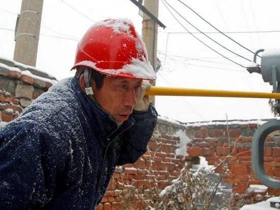 降雪降温 多地电网冬季用电负荷创新高
