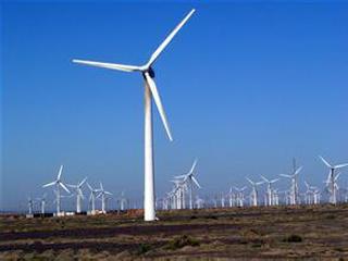 广西贵港首个风电项目开工建设