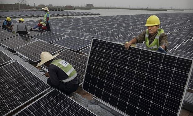 美IEEFA:中国是全球清洁能源投资的领导者