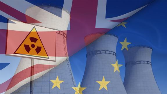脱欧后英国旨在与欧盟原子能联盟保持密切联系