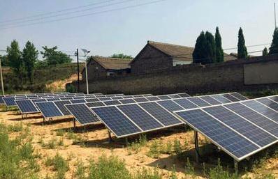 甘肃皋兰、永登将建设51个光伏扶贫村级电站