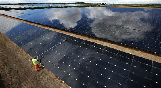 2018年沙特可再生能源项目投资最高达70亿美元