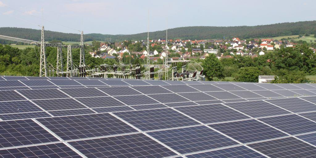 2017年德国新增太阳能光伏装机容量1.75吉瓦