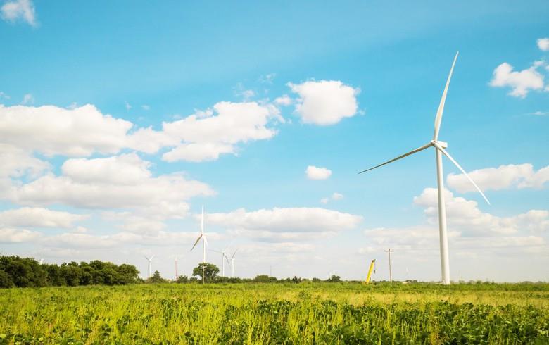 2017年全美风电累计装机容量89077兆瓦