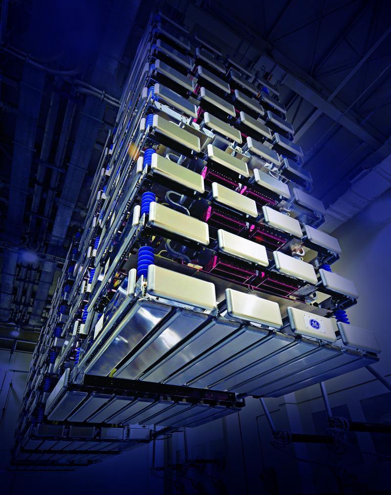 通用电气获韩国500千伏高压直流输电系统订单