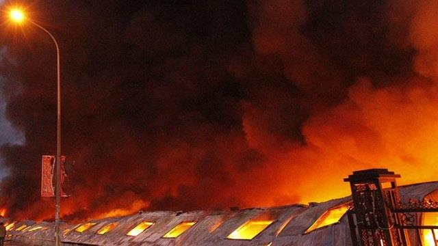 广州去年火灾9772起 电气酿祸占三成