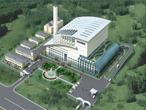 福建仙游县首个垃圾焚烧发电厂举行开工仪式