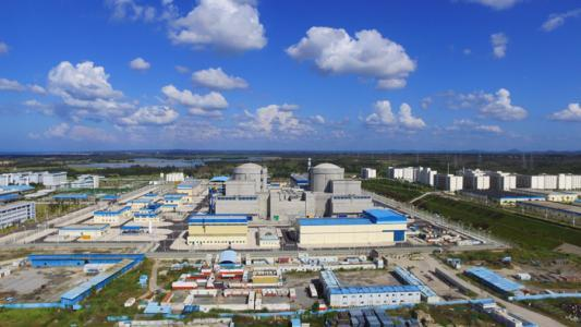 国开行海南省分行与海南核电签署《开发性金融合作协议》