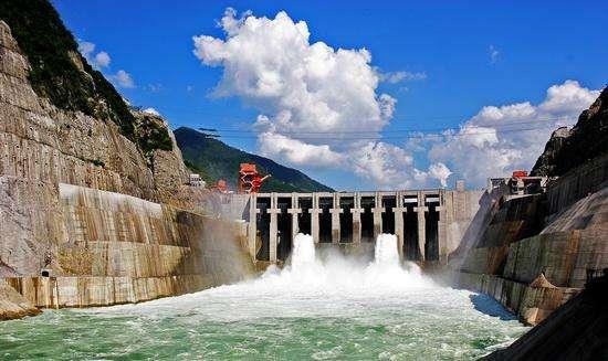 白水县明珠水电站增效扩容项目通过启动验收
