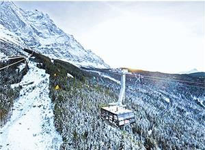 ABB打破3项世界纪录 助力楚格峰新型缆车