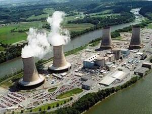 江苏核电二期工程首台机组正式建成
