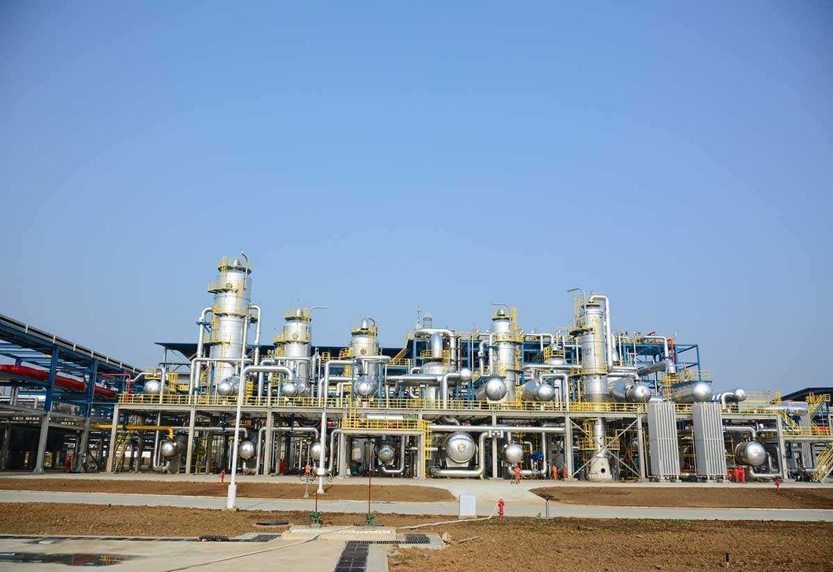 """国家能源集团首个燃气热电项目圆满完成""""双投""""目标"""