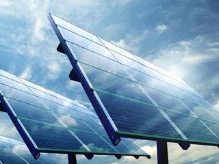 重庆市梁平区碧山镇村民建起两座光伏发电站