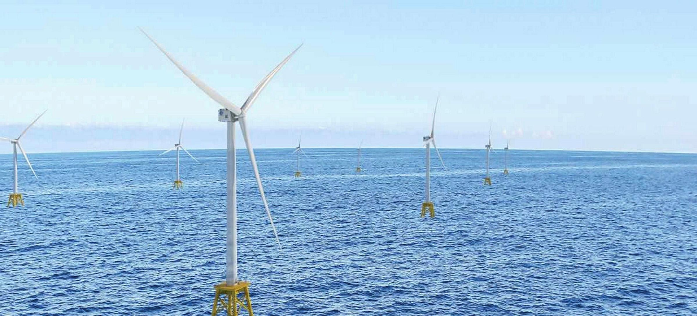 12MW:通用电气计划制造全球最大海上风力涡轮机