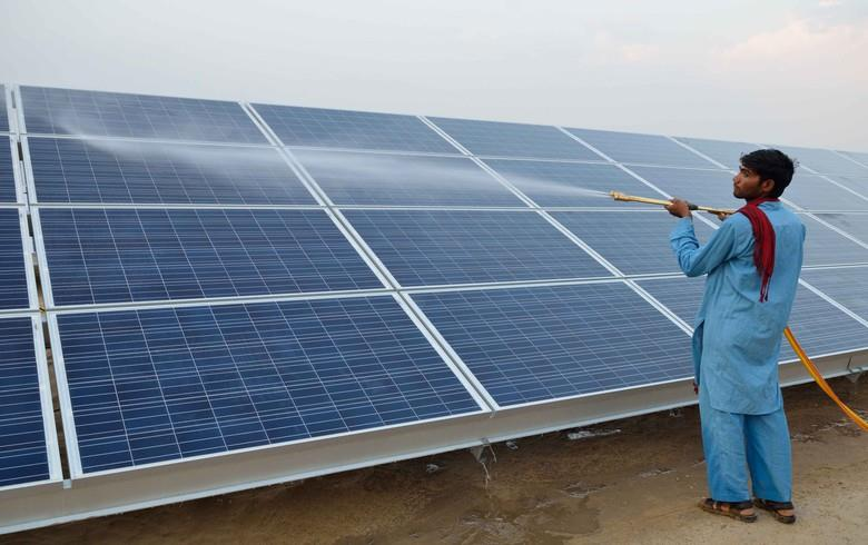 印度累计可再生能源装机容量达65GW