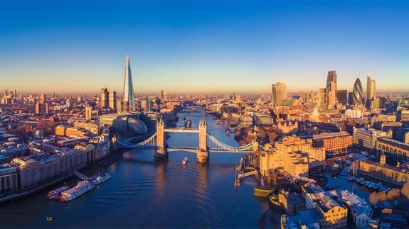 伦敦位居全球绿色金融中心排行榜之首