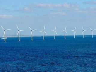 上海电气两个海上风电产业链项目同时启动