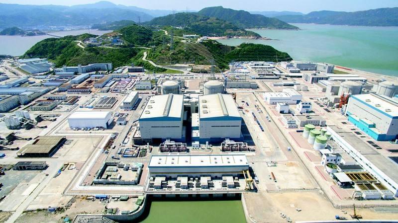 中广核红沿河核电二期工程进入核岛主设备安装高峰