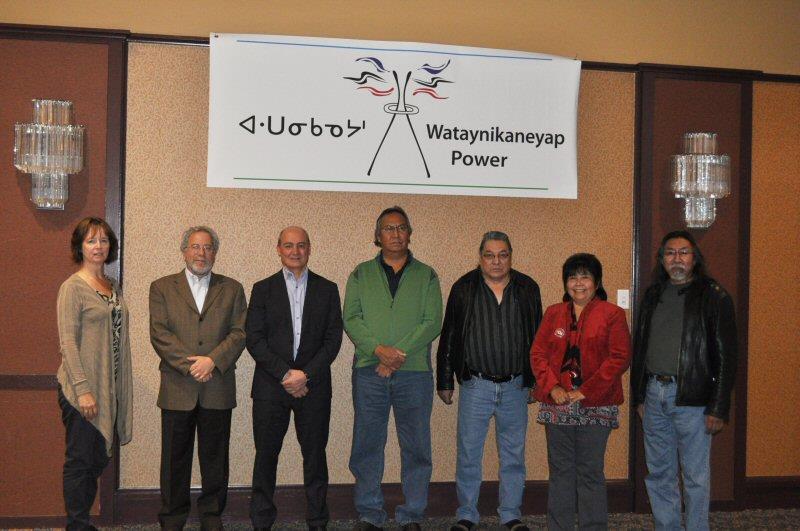 加拿大1800km输电项目获政府融资 惠及17个原住民区