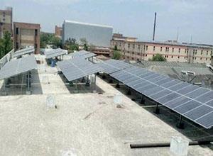 Banas Dairy安装1000KW太阳能系统