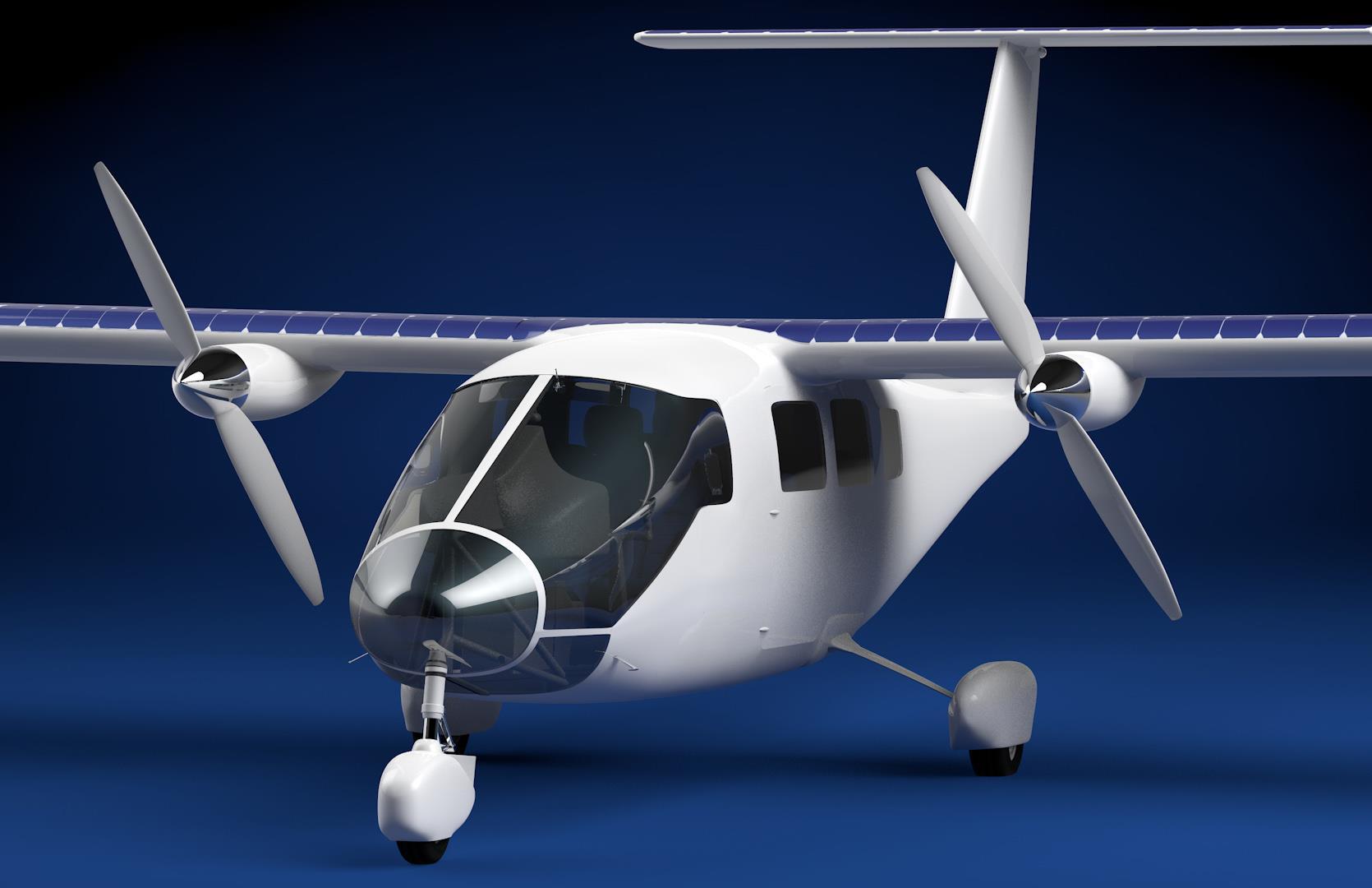 到2023年全球电动飞机市场将达1.128亿美元