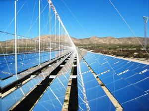 全球太阳能热发电累计装机容量519.8万千瓦