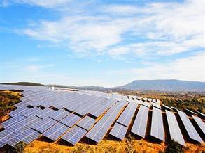 韩国现代集团将在汉城建130MWh电池储能的太阳能光伏电站